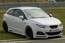 Seat Ibiza Tuning - tuning seat ibiza white flickr photo