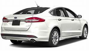 2019 Ford Fusion Hybrid SE Titanium Price Changes Specs