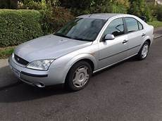 Ford Mondeo 2 0 Lx Tdci 2002 Silver In Knowle Park