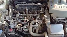 Start Engine Citroen Xsara 2 0 Hdi Diesel 2003y 1080p