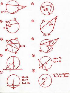 geometry worksheets circles high school 653 honors geometry 2015 2016 mr calise s math website