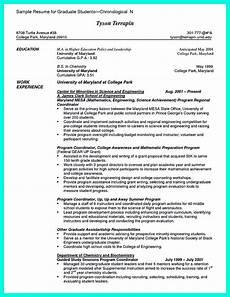 resume exles college graduate no experience