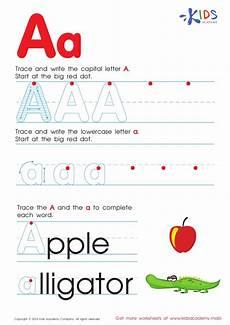 free alphabet worksheets for kids a z