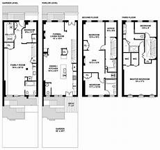 brownstone house plans brownstone townhouse floor plans
