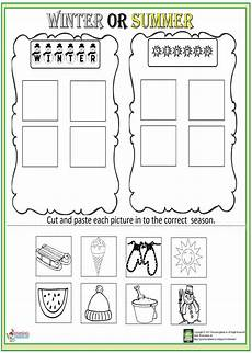 seasons worksheets cut and paste 14760 pin on worksheet for