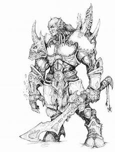 Malvorlagen Wow 23 Best Warcraft Coloring Pages Images On