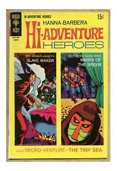 hi adventure heroes 2 1969 fn 5 5 arabian knights