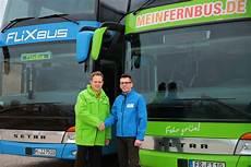 Flixbus Und Meinfernbus Fusionieren Gr 252 Nderszene