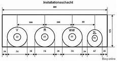 wasserleitung durchmesser einfamilienhaus rohrleitungsd 228 mmung shkwissen haustechnikdialog