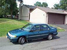 car manuals free online 1996 mercury tracer engine control 1994 mercury tracer sedan specifications pictures prices