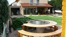 Grillstelle Im Garten - wolfbau unser grillplatz