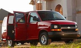 2017 Chevrolet Express Cargo  Overview CarGurus