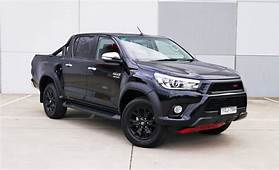 Toyota Hilux 2019 TRD Sport Exterior Engine Release Date