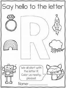 pre k letter r worksheets 24414 letter r by happy happy teachers pay teachers