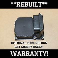 repair anti lock braking 2001 bmw m parental controls rebuilt 99 03 bmw e39 e38 540i 740i abs anti lock control module 0 265 950 002 ebay