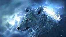 Epic Wolf Wallpaper white wolf alpha epic heroic orchestral