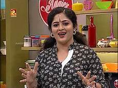 Kitchen In Amrita Tv by Annies Kitchen With Playback Singer Renjini Jose Family