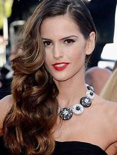 side swept hairstyles 2016 for women