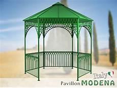 gazebo modena pavillon metall gartenlaube gazebo modena ausgefallen