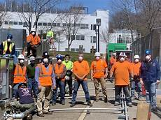 local 28 sheet metal workers answer nys emergency call for new hospitals stat laborpress