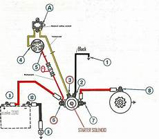 outboard starter solenoid wiring diagram i have a outboard 35el76g 35 hp motor i am trying to wire a new ignition switch