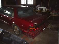 pontiac 6000 wagon 2 5 1989