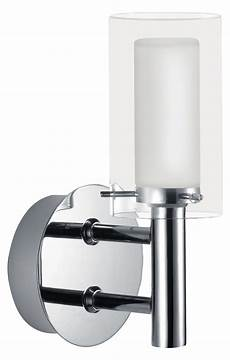 eglo chrome palermo single bulb wall sconce chrome 88193a from palermo collection