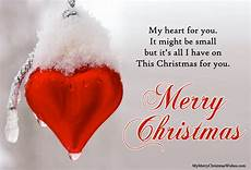 most merry christmas love quotes for him with images