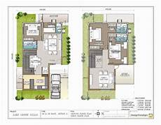 beautiful 30 40 site house plan east facing ideas house