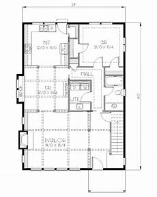1900s house plans traditional style house plan 4 beds 2 00 baths 1900 sq