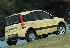 Fiche Technique Fiat Panda Panda 4x4 1 2 8v Climbing 2004