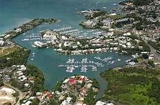 Pointe A Pitre Harbor In Pointe A Pitre Guadeloupe Island