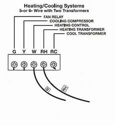 gas furnace wiring diagram 2wire wifi thermostat doityourself community forums