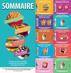 carte étudiant mcdo offres promotionnelles dans votre restaurant mcdonald s