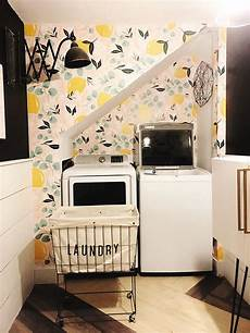 a fresh and fun laundry room transformation project room transformation room laundry room