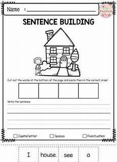 sentence building worksheets grade 3 21059 free sentence building sentence building kindergarten writing kindergarten lesson plans