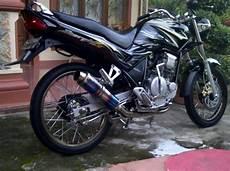 Modifikasi Yamaha Scorpio Z by Foto Modifikasi Motor Yamaha Scorpio Z Clasic Terbaru 2015