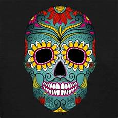 mexico day of the dead t shirts spreadshirt
