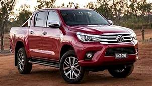 Awesome 2019 TOYOTA HILUX Review Rendered Price Specs