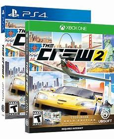 the crew 2 on ps4 xbox one pc ubisoft us