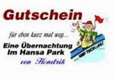 Hansa Park Gutscheine - coole als gutschein 2 vorlagen muster gutscheinideen