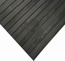 rubber cal wide rib rubber floor mat 1 8 inchx3 wide