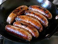 almost true sizzling sausages tossers and trousers