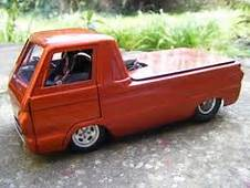 Dodge A100 Chop Top  Pickup Trucks