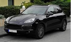 2011 Porsche Cayenne Ii Technical Specs Fuel
