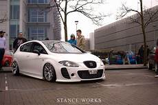 seat on air ride suspension stanceworks uk at the