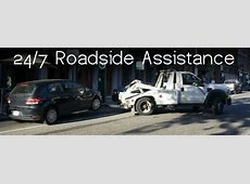 How long does the 24/7 roadside assistance last on a