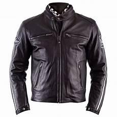 blouson helstons ace cuir plain blouson et veste