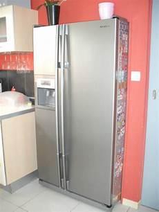 dimension frigo americain encastrable frigo americain encastrable choix d 233 lectrom 233 nager