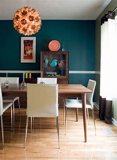 esszimmer gestalten farbe dining room accent wall color jpg